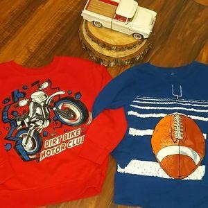 Sweatshirt & Tee Bundle